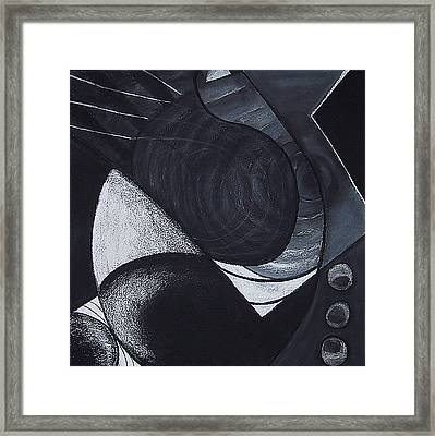Here 1 Framed Print by Carol Reed