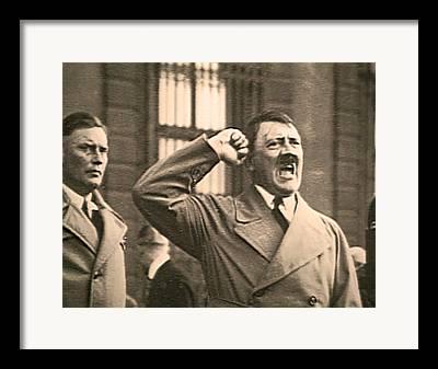Goering Framed Prints