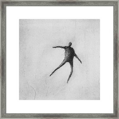 Hop Framed Print by Valdas Misevicius