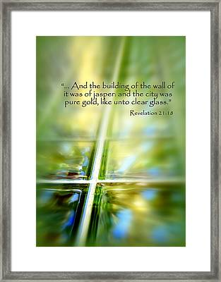 I Cant Wait Framed Print by Cindy Wright