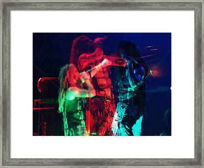 I Zombie Framed Print