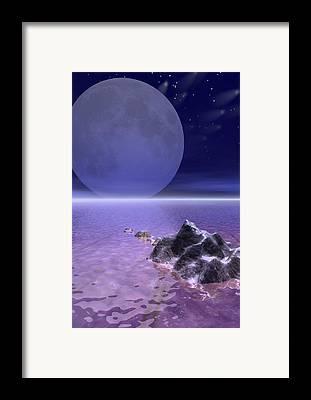 Vern Framed Prints