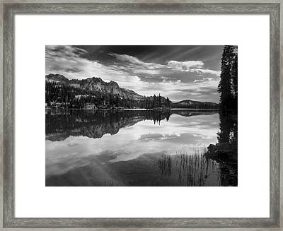 Imogene Lake Framed Print