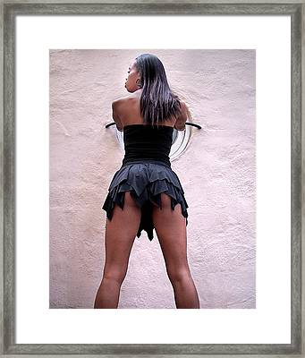 Katryna 2-4 Framed Print by David Miller