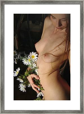 Kazi0842 Framed Print by Henry Butz