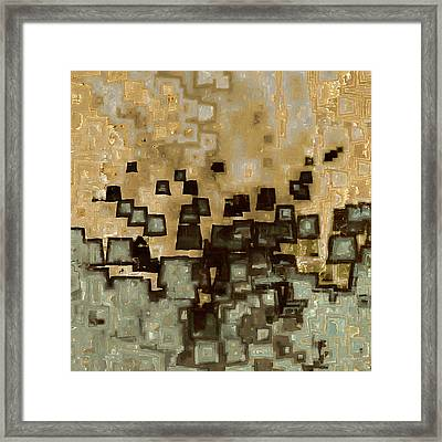 Living In The Past Framed Print by Mark Lawrence