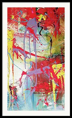 Robert Daniels Paintings Framed Prints