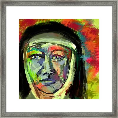 Mother Mary Mackillop Framed Print by James Thomas