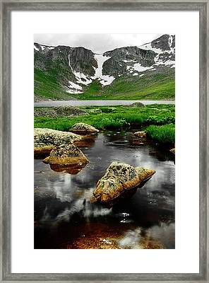 Nearer To Heaven Framed Print