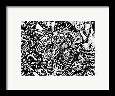 Robert Daniels Framed Prints