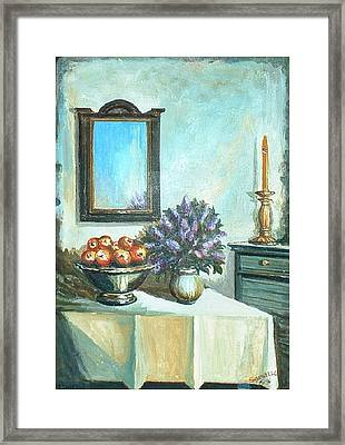Old Memories 2 Framed Print by Sinisa Saratlic