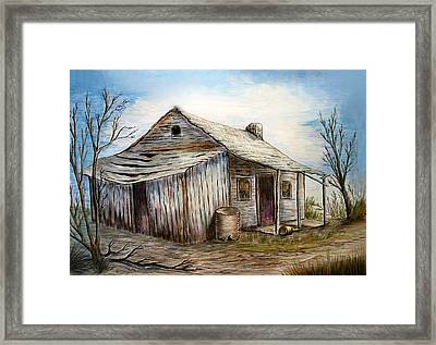 Our House Framed Print by Sue Ireland
