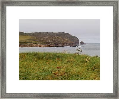 Owey Island Framed Print by Steve Watson