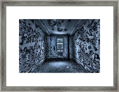 Panic Room Framed Print