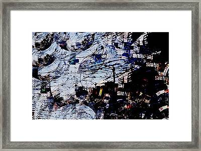 Phillytown Framed Print by Jonathan Shaps