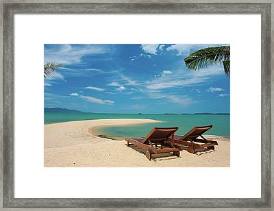Positive Energy Framed Print by Photo By Terence Wu