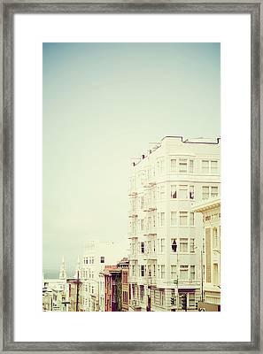 Powell Street, San Francisco Framed Print by Image - Natasha Maiolo