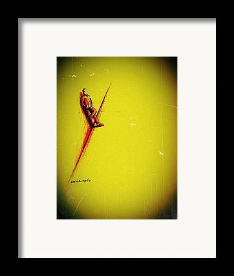 Schizoid Personality Framed Prints