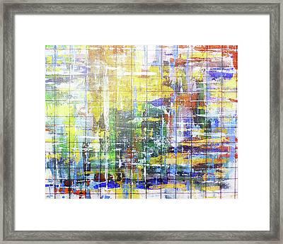 Screen Door Framed Print by Bobby Jones