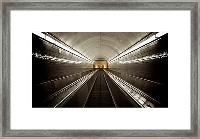 S'marta Framed Print