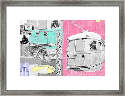 Soretro Framed Print by Paul Moss