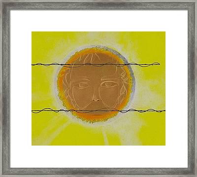 Summer Framed Print by Andrew Morse