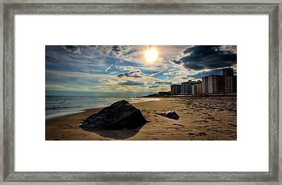 Summer's Day Framed Print by David Hahn