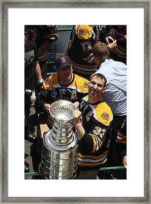 The Cup Framed Print