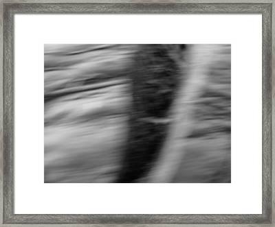 The Place Framed Print by Ofer MizraChi