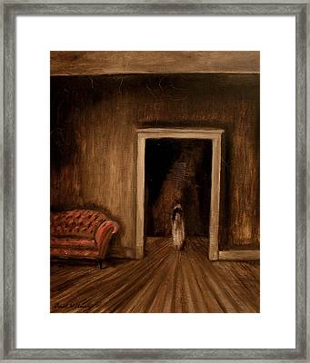 The Sisters Framed Print by Daniel W Green