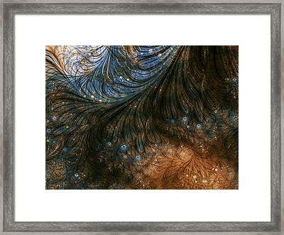 Tree Of Life Framed Print by Lauren Goia