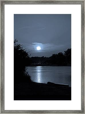 Twilight Framed Print by Sue Stefanowicz