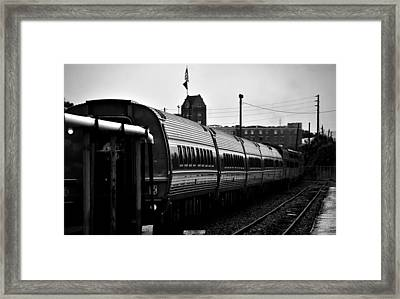 Union Station Tampa Framed Print by David Lee Thompson