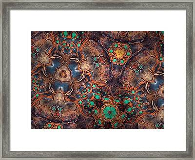 Unity Framed Print by Denise Nickey