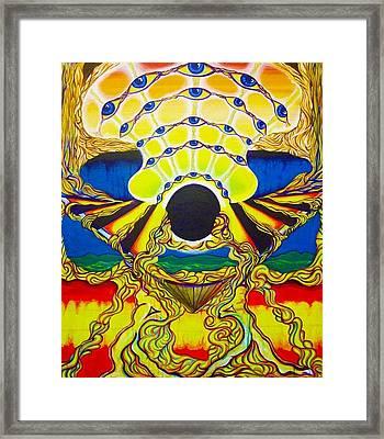 Viod  Movement Framed Print by Ben Christianson