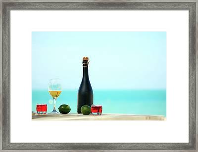 Wine  Framed Print