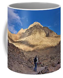Mount Sinai Coffee Mug
