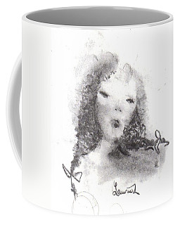 Yesterday Coffee Mug by Laurie L
