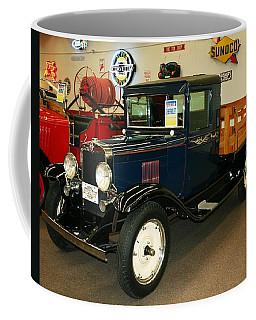 1930 Chevrolet Stake Bed Truck Coffee Mug by John Black