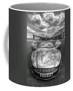 Aston Martin Dbs Coffee Mug