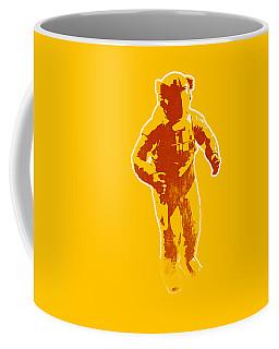 Astronaut Graphic Coffee Mug