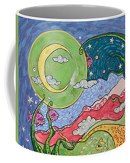 Daydreaming Coffee Mug by Tanielle Childers