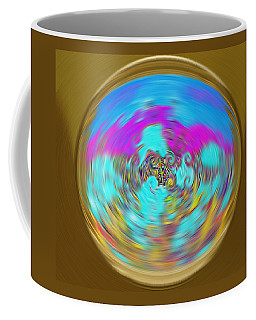 Enchanted View. Unique Art Collection Coffee Mug by Oksana Semenchenko