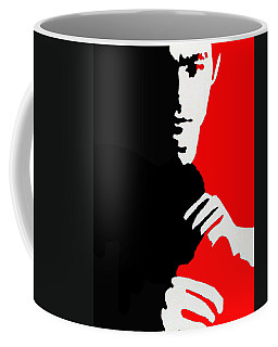 Enter The Dragon Coffee Mug by Robert Margetts