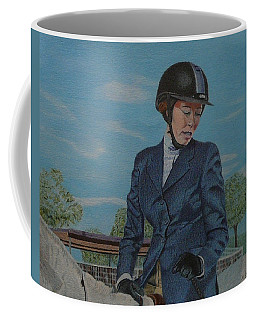 Horseshow Day Coffee Mug