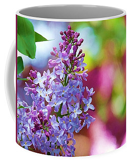 Lilacs 2012 Coffee Mug