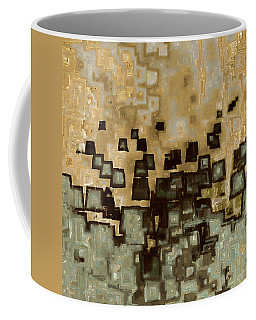 Living In The Past Coffee Mug by Mark Lawrence