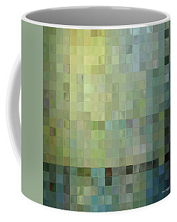 Modern Tile Art One Modern Decor Collection Coffee Mug by Mark Lawrence