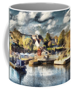Riverview V Coffee Mug