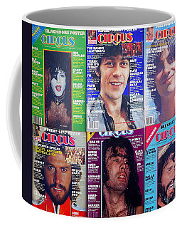 Rock Rags 6 Coffee Mug